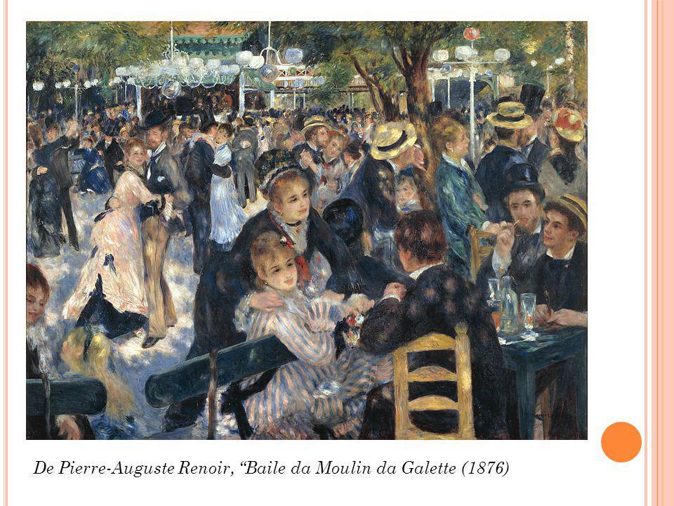 De Pierre-Auguste Renoir, Baile da Moulin da Galette (1876)