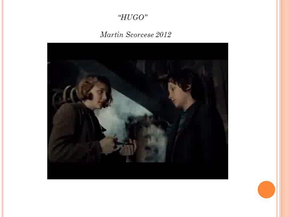 HUGO Martin Scorcese 2012