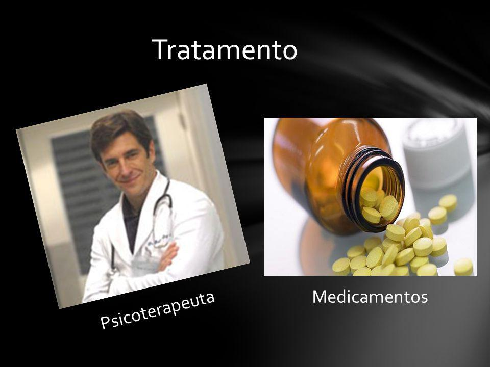 Tratamento Psicoterapeuta Medicamentos