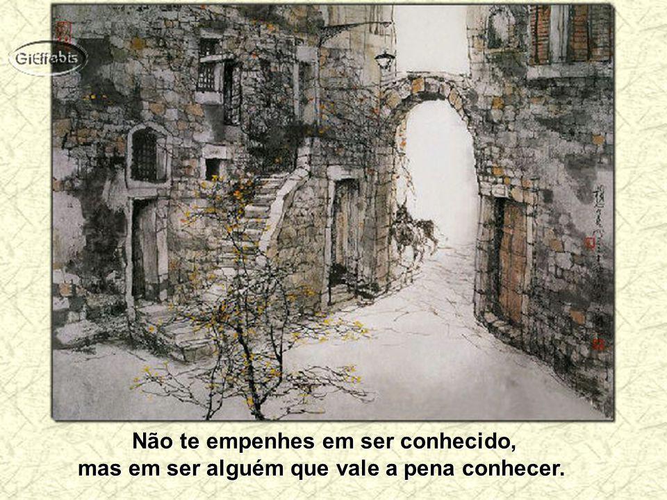 Não sonhes tua vida, vive teu sonho.