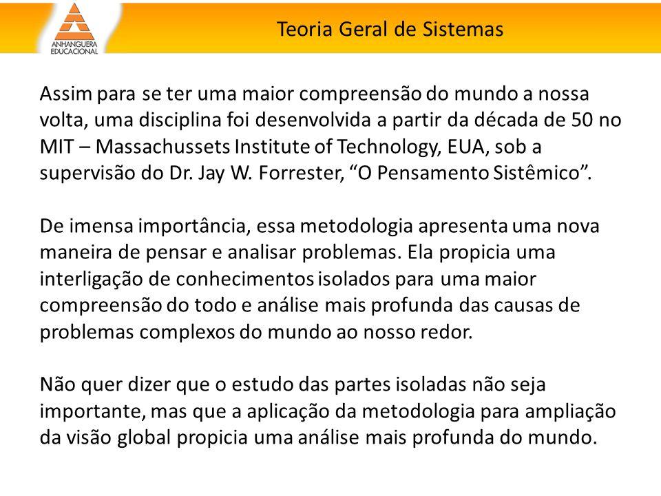 Teoria Geral de Sistemas Exercício Crie o enfoque sistêmico com maior expansão possível sobre os seguintes assuntos: 1.Copa do mundo no Brasil 2.Olimpíadas no Brasil 3.Eleições municipais
