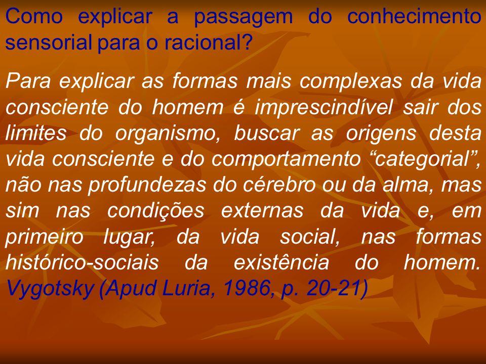 DESENVOLVIMENTO SISTÊMICO DO SIGNIFICADO DA PALAVRA No processo de desenvolvimento da criança encontram-se, por trás do significado da palavra, diferentes processos psíquicos.