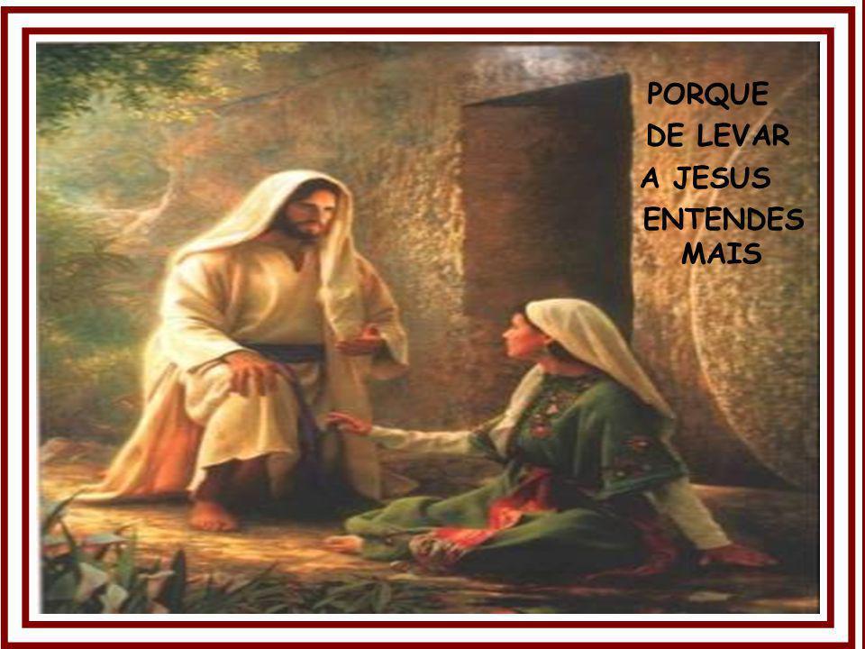 POR ISSO TE PEDIMOS EM PRECE Ó MARIA QUE LEVES O POVO A JESUS