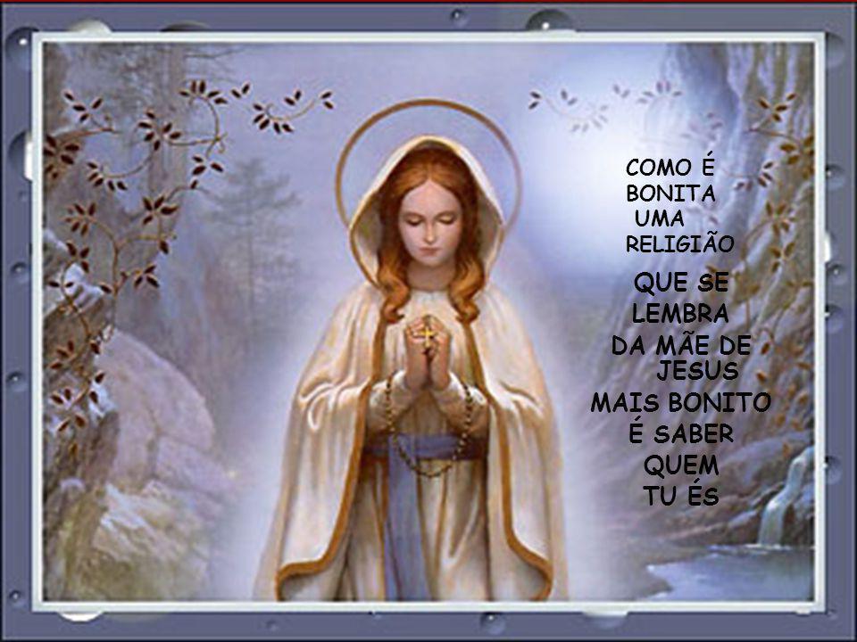 POR ISSO ELE COROA TUA IMAGEM MARIA POR SERES A MÃE DE JESUS POR SERES A MÃE DE JESUS DE NAZARÉ