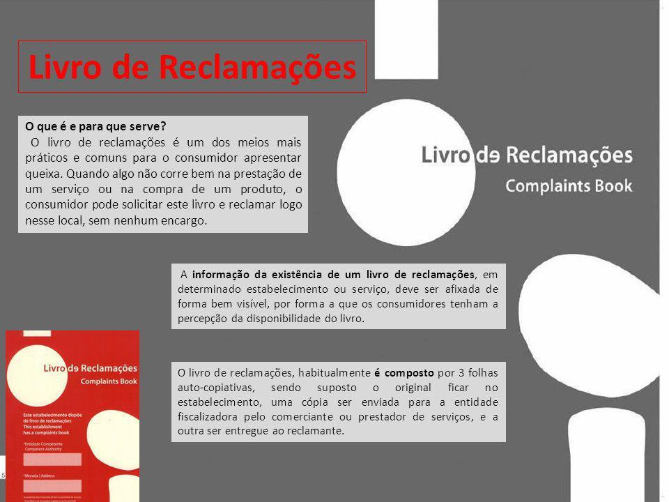 Livro de Reclamações O que é e para que serve? O livro de reclamações é um dos meios mais práticos e comuns para o consumidor apresentar queixa. Quand