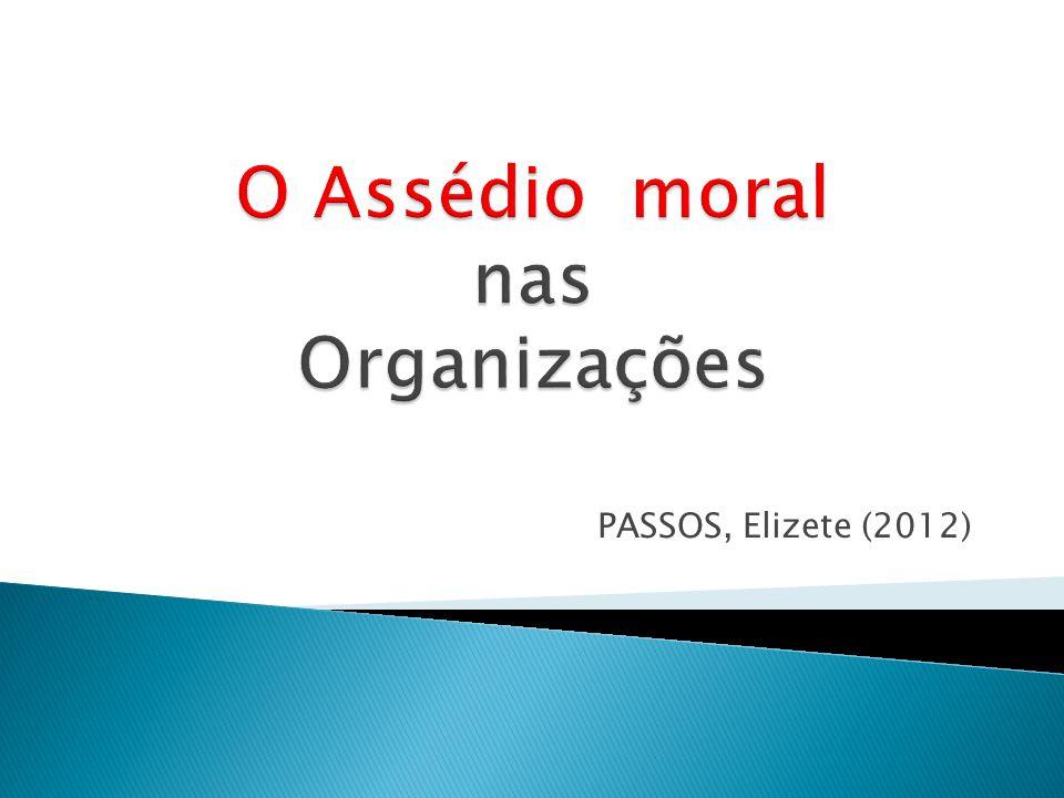 PASSOS, Elizete (2012)