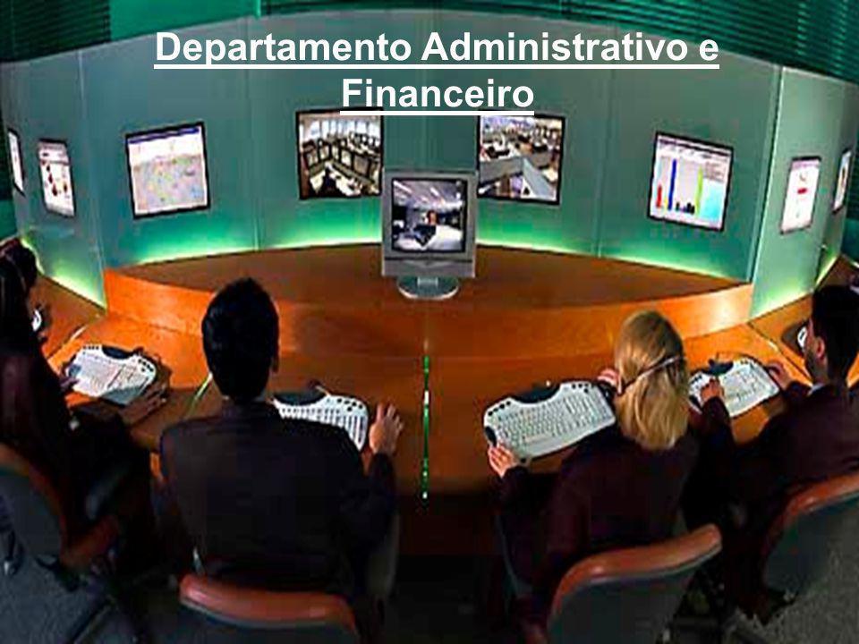 Departamento Administrativo e Financeiro