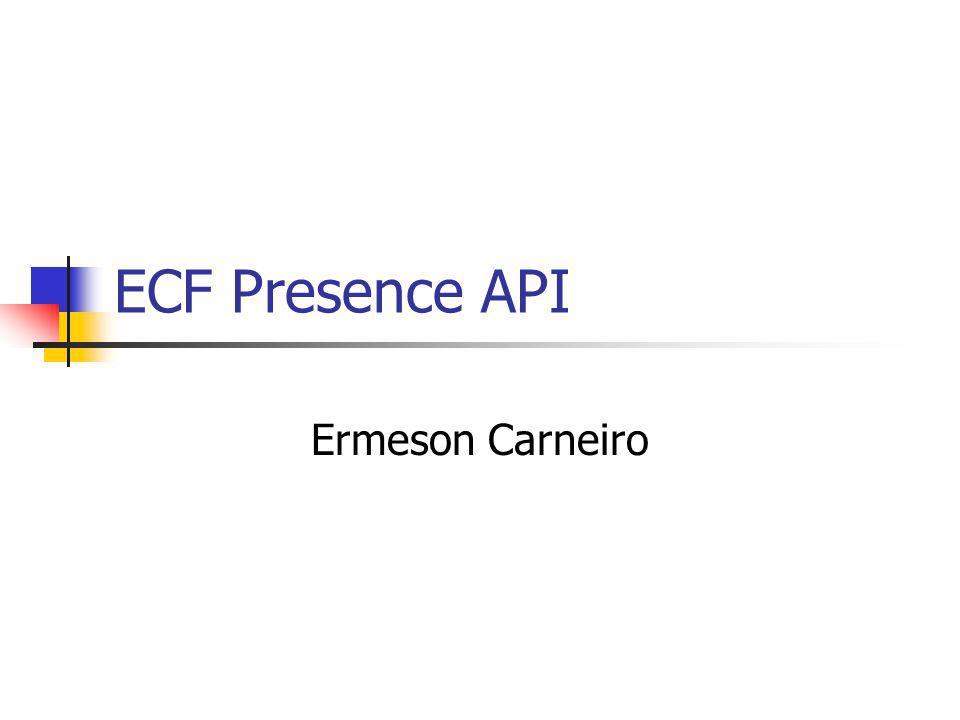 ECF Presence API Ermeson Carneiro