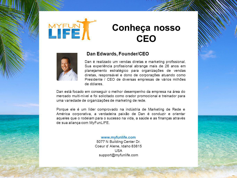 Conheça nosso CEO Dan Edwards, Founder/CEO Dan é realizado um vendas diretas e marketing profissional.