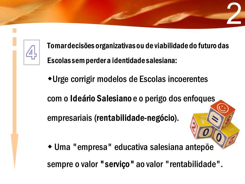 3 Síntese: [3] A função de Direção para uma Nova Escola Salesiana: Diretor como Líder e como artífice social.
