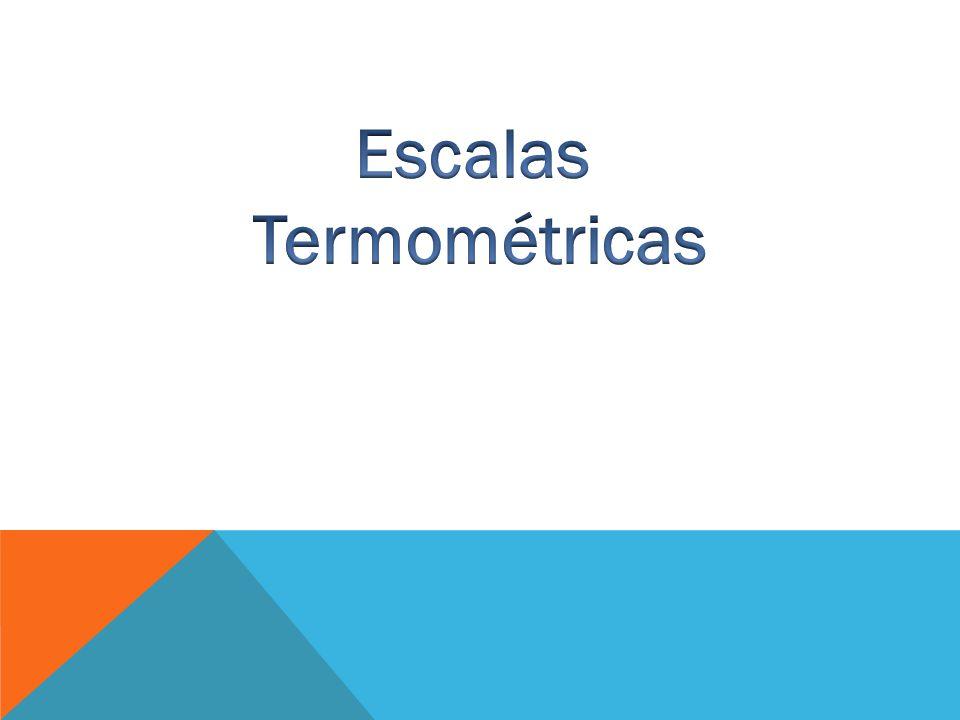 Termômetros A construção de um termômetro está baseada no uso de alguma grandeza física que depende da temperatura, como o volume de um gás mantido a pressão constante, o volume de um líquido ou a resistência elétrica de condutores metálicos entre outras grandezas.