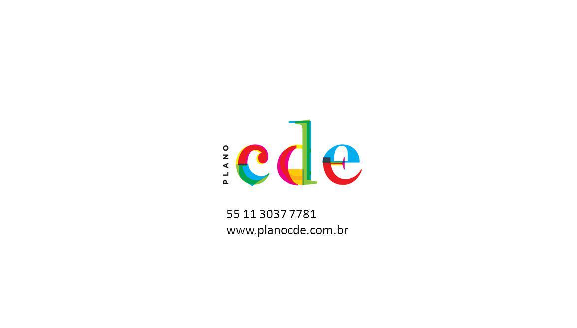 55 11 3037 7781 www.planocde.com.br