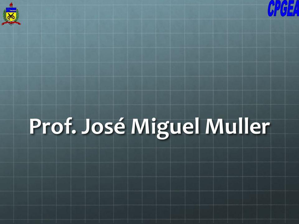 Prof. José Miguel Muller