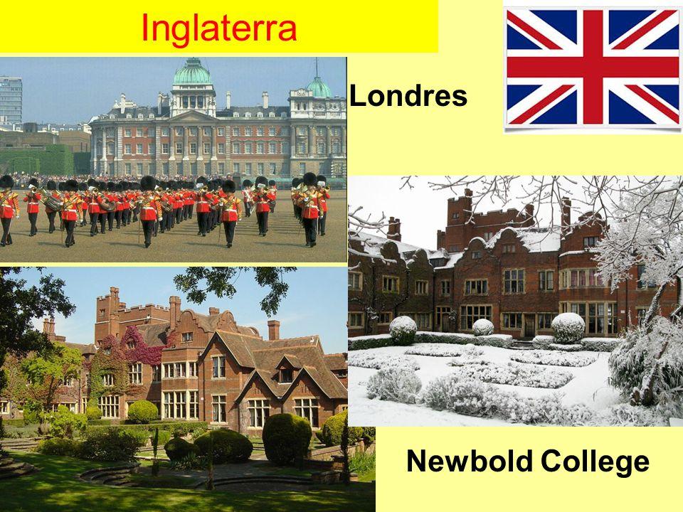 Inglaterra Newbold College Londres