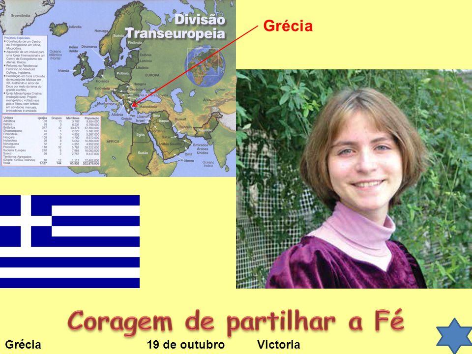 Grécia 19 de outubro Victoria Grécia