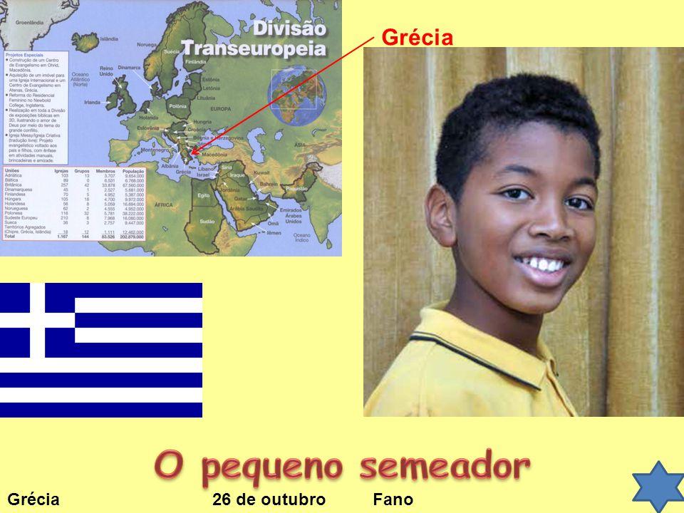 Grécia 26 de outubro Fano Grécia