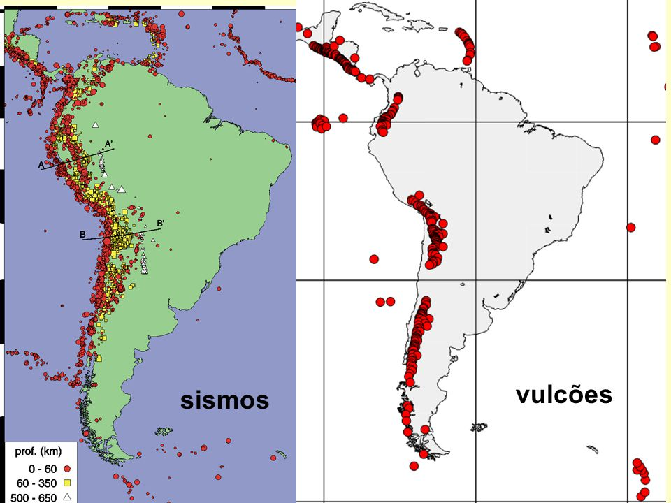 astenosfera Bolívia ACRE Peru interplaca litosfera intraplaca