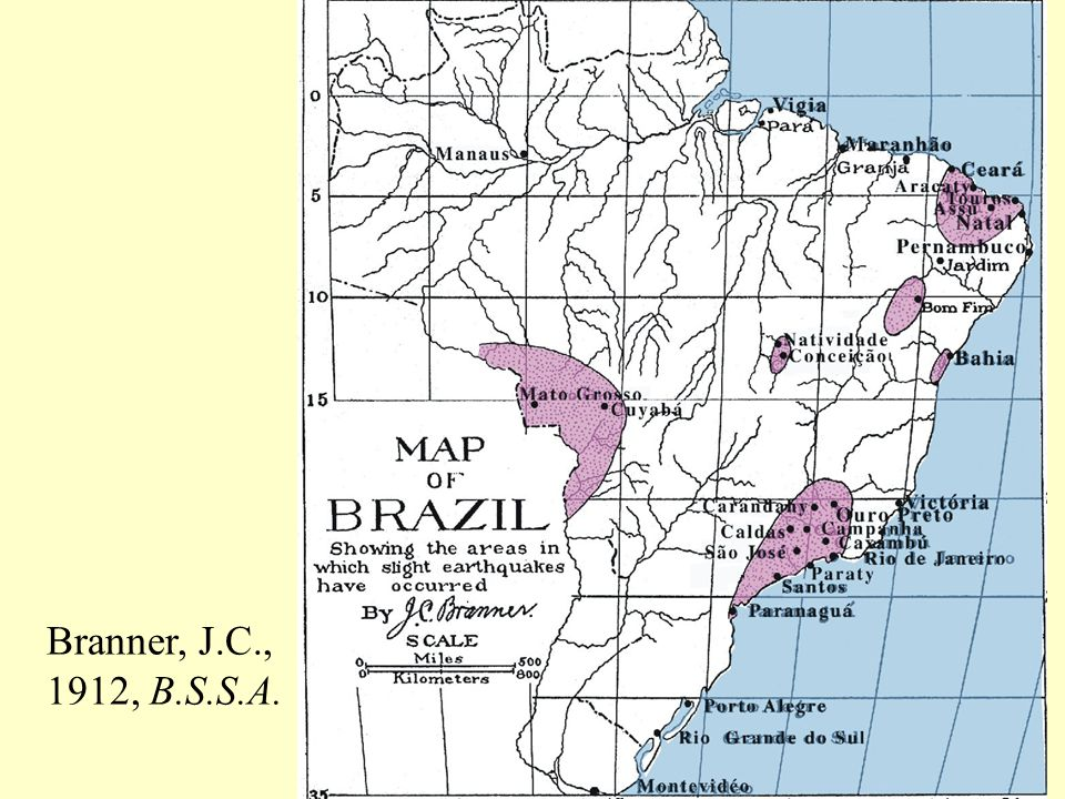 Branner, J.C., 1912, B.S.S.A.
