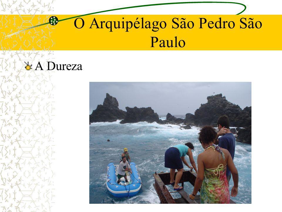 O Arquipélago São Pedro São Paulo A Dureza