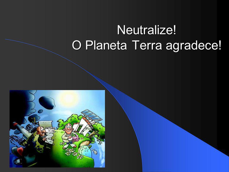 O que é neutralização de carbono?