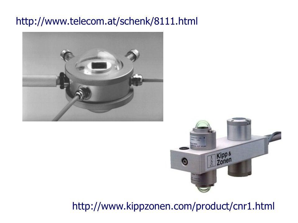 http://www.telecom.at/schenk/8111.html http://www.kippzonen.com/product/cnr1.html