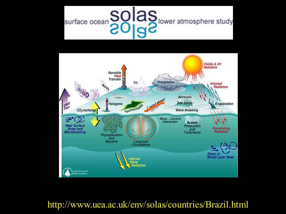16 PPublicações relacionadas ao FluTuA Iniciação Científica Bacellar, A.S. e A.P Oliveira, 2002: Evolução Diurna das Componentes do Balanço de Radiaçã