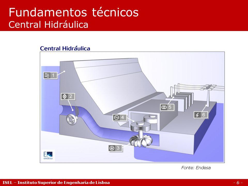 - 27 - Aplicação Grupo i P min [MW] P máx [MW] C i (P i ) [c/kWh] 18022015.3 + 1.17 P 1 + 0.00145 P 1 2 24015013.7 + 1.30 P 2 + 0.00163 P 2 2 3259010.3 + 1.48 P 3 + 0.00226 P 3 2 ISEL – Instituto Superior de Engenharia de Lisboa Pcarga C1C1P1P1 G1T1 B1 C2C2P2P2 G2T2 B2 C3C3P3P3 G3T3 B3