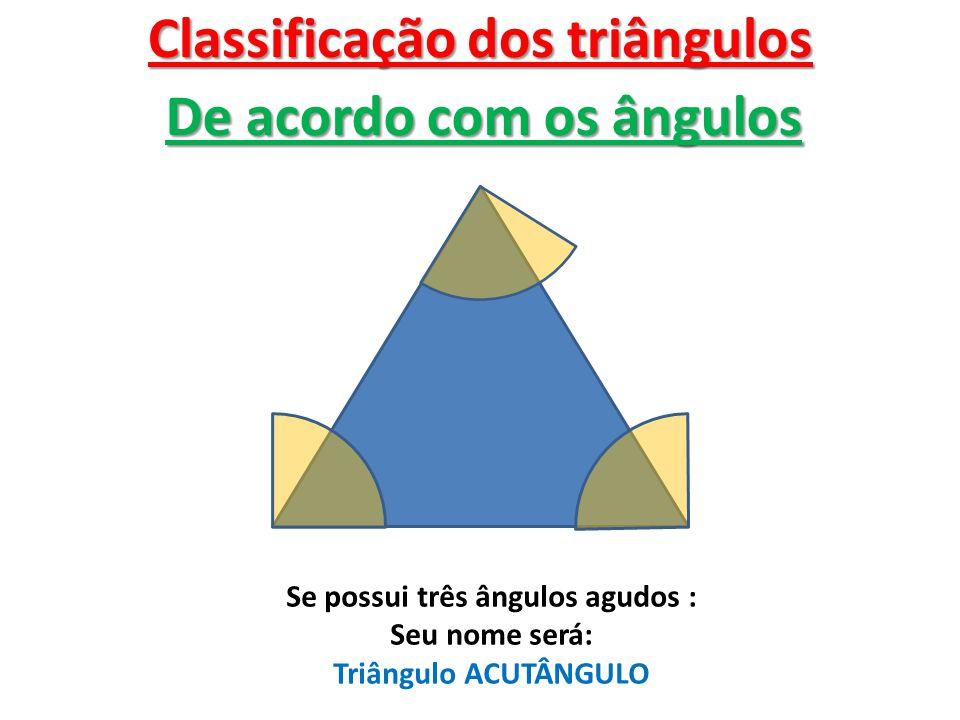 Mediana de um triângulo Mediana é uma reta que liga um vértice ao ponto médio do lado oposto. A C B