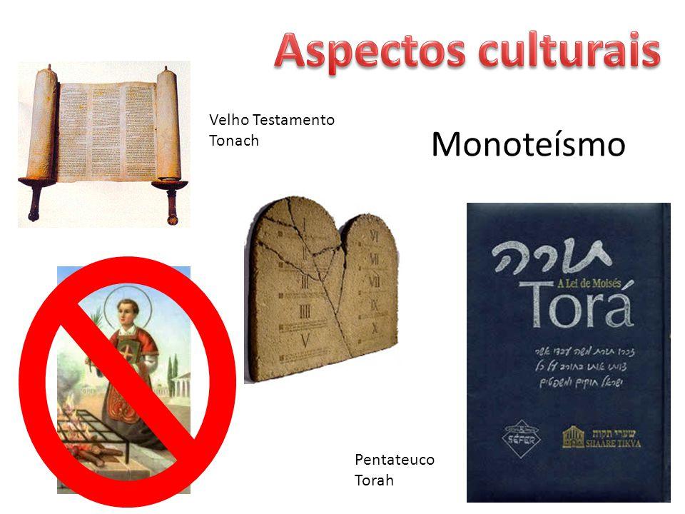 Velho Testamento Tonach Pentateuco Torah Monoteísmo