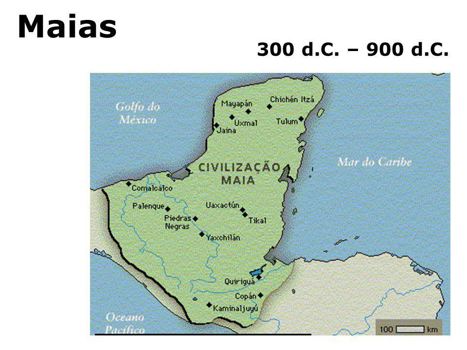 300 d.C. – 900 d.C.