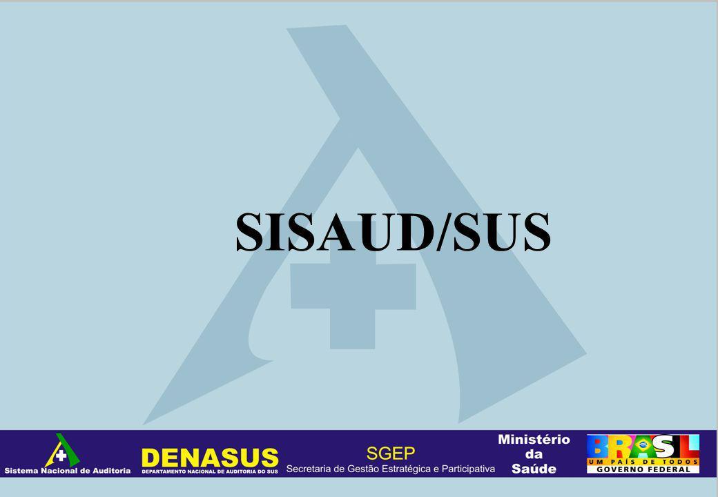 SISAUD/SUS