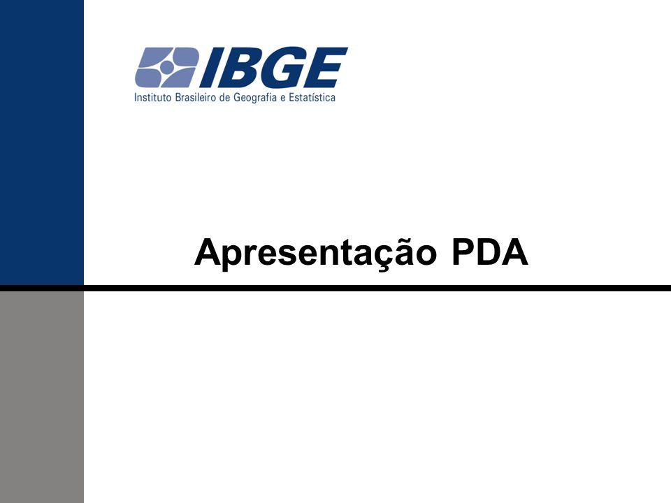 Apresentação PDA