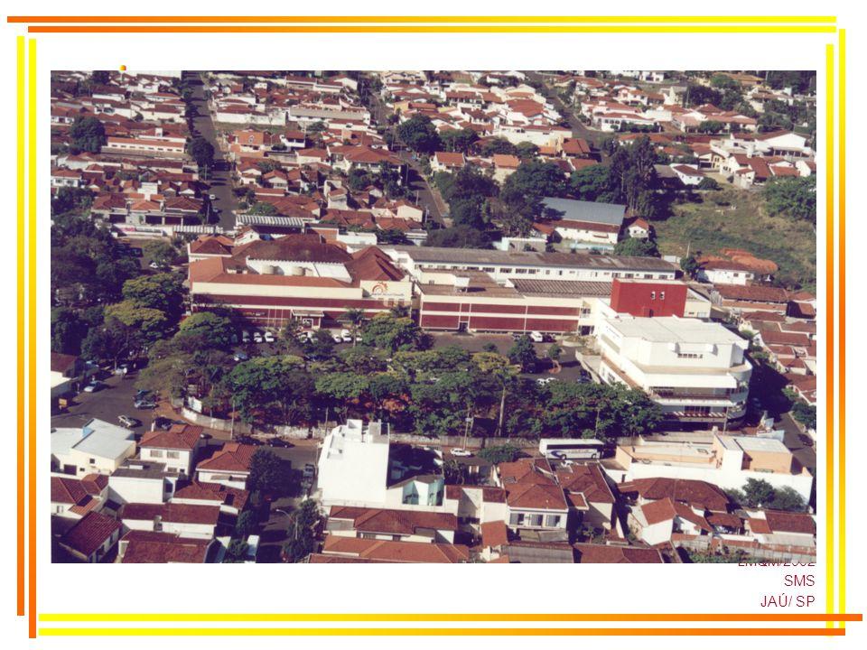LMQM/2002 SMS JAÚ/ SP Programa de Prevenção do Câncer Ginecológico Hospital Amaral Carvalho – Jaú – S.P.