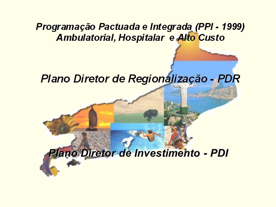 Plano Diretor de Investimento - PDI
