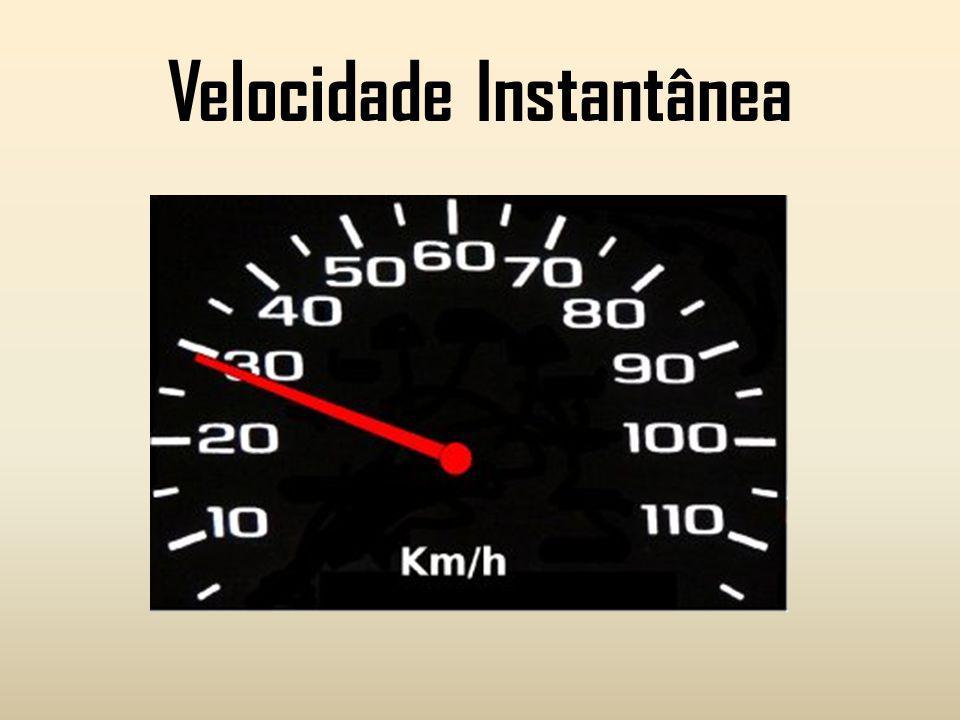 Velocidade Instantânea
