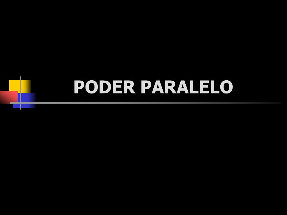 Poder Paralelo: É importante esclarecer que nem todo ato de violência pode ser classificado como terrorismo.