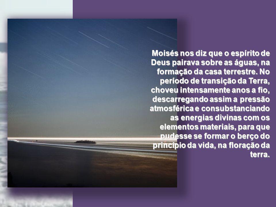 O mar é remanso fecundo onde Deus semeou a vida em variadas dimensões.