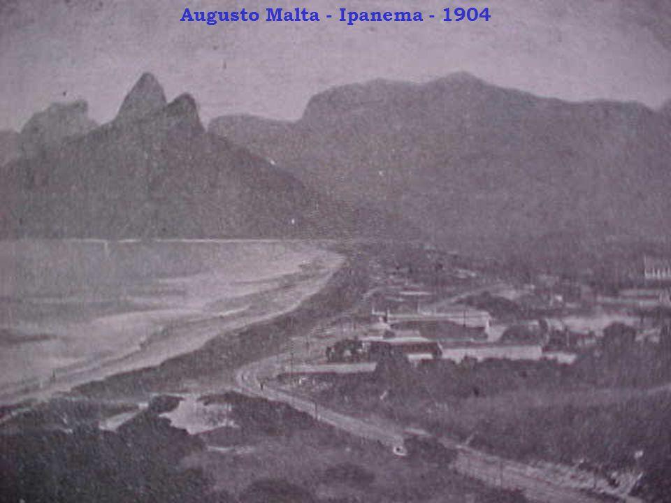 Augusto Malta - Ipanema - 1904