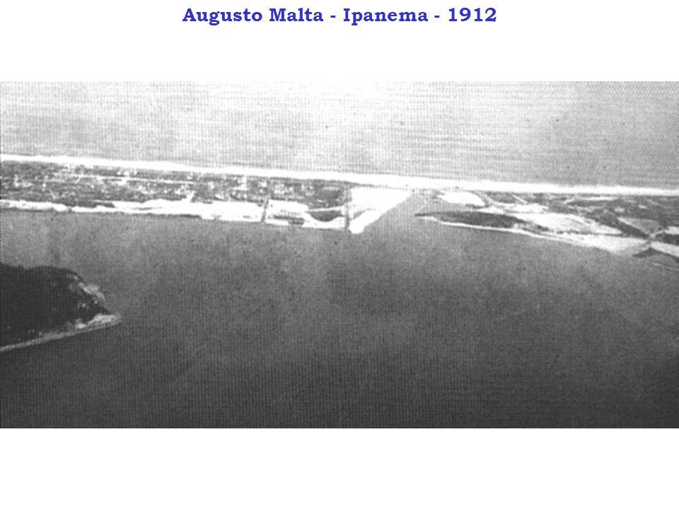 Augusto Malta - Ipanema - 1912
