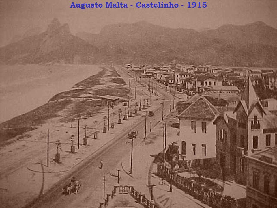 Augusto Malta - Castelinho - 1915