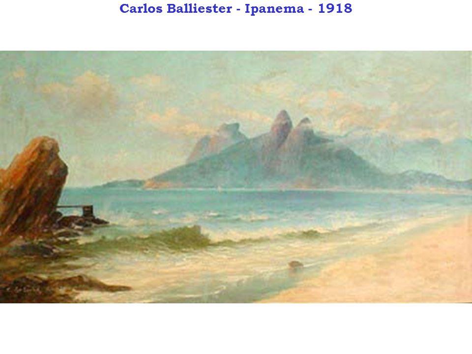 Carlos Balliester - Ipanema - 1918