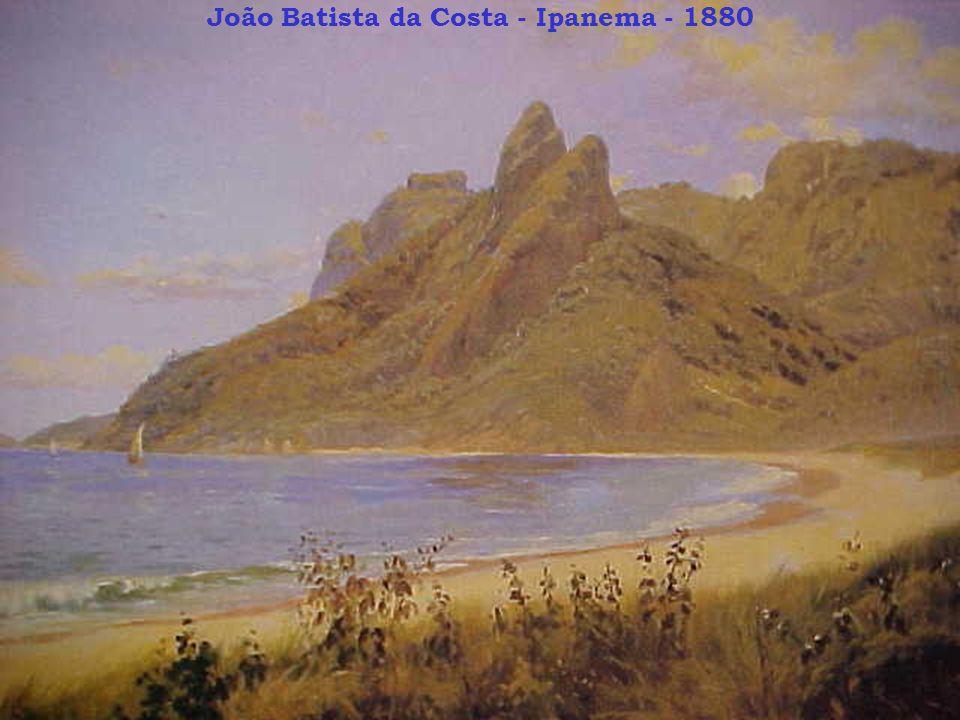 João Batista da Costa - Ipanema - 1880