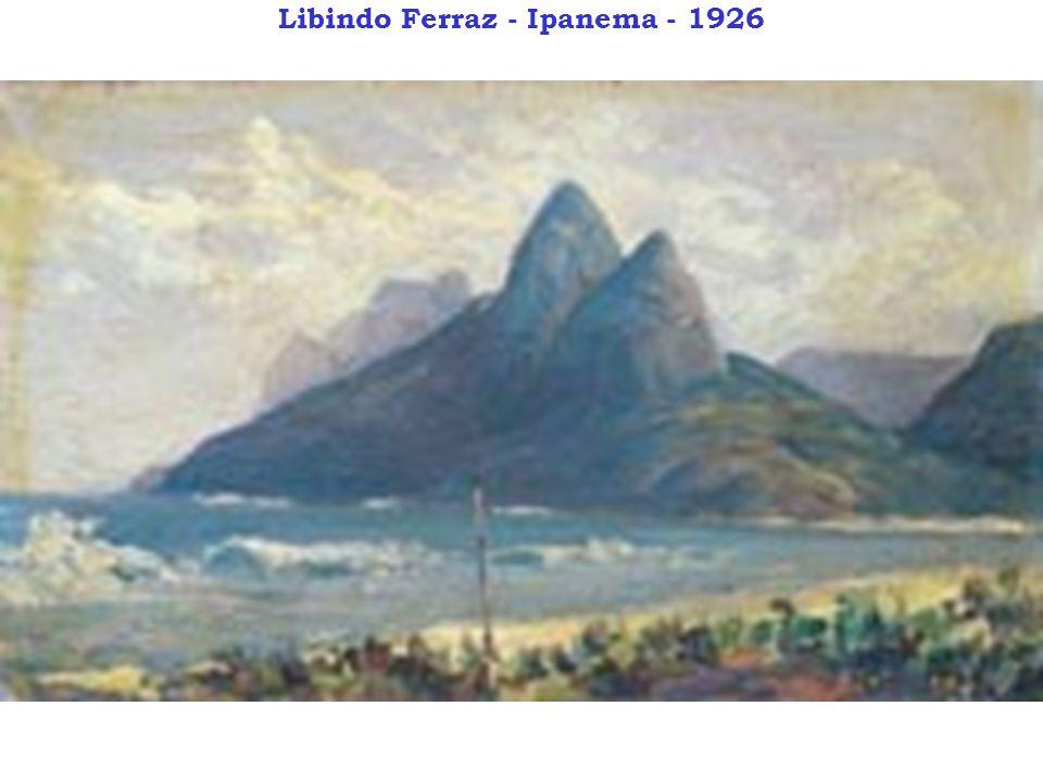 Libindo Ferraz - Ipanema - 1926