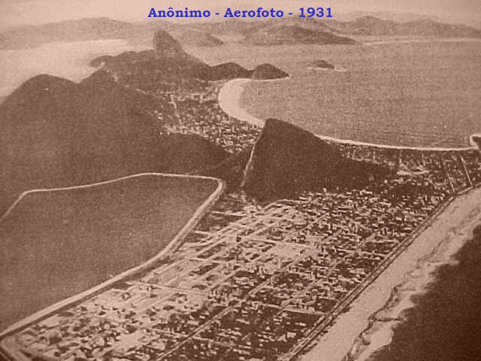 Anônimo - Aerofoto - 1931