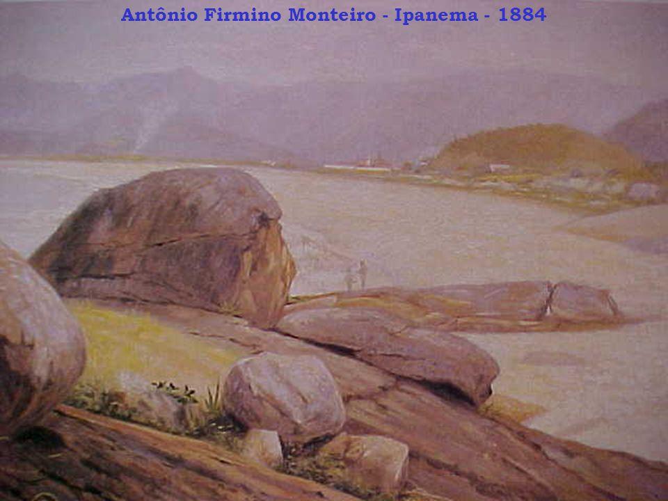 Antônio Firmino Monteiro - Ipanema - 1884