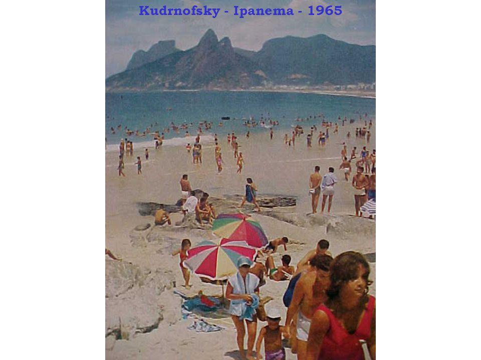 Kudrnofsky - Ipanema - 1965