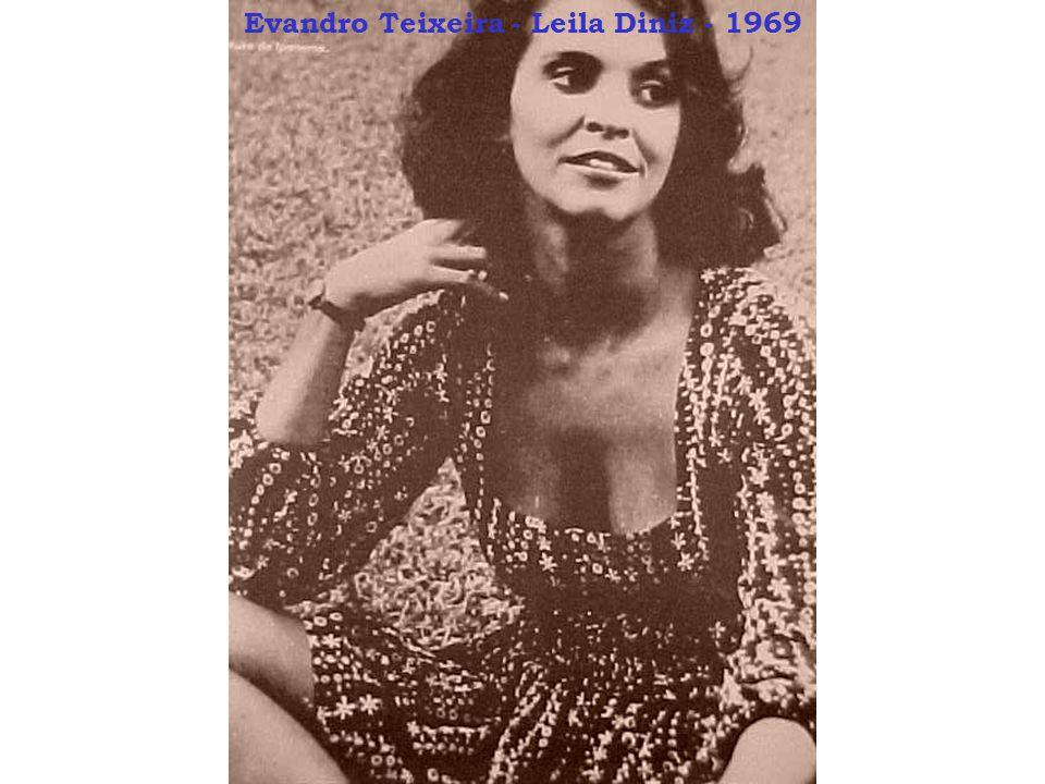 Evandro Teixeira - Leila Diniz - 1969