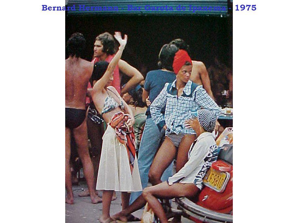 Bernard Hermann - Bar Garota de Ipanema - 1975