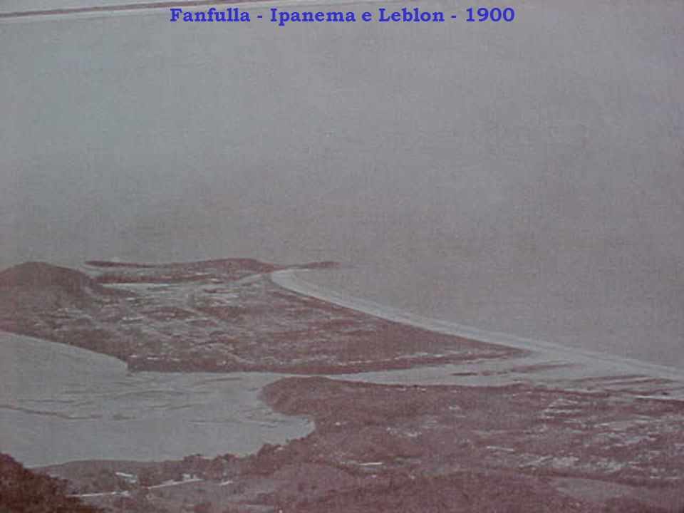 Fanfulla - Ipanema e Leblon - 1900