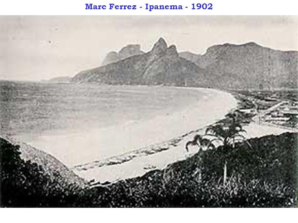 Marc Ferrez - Ipanema - 1902
